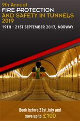 Fire Protection and Safety in Tunnels 2017